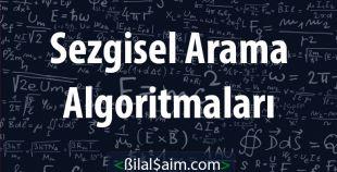 Sezgisel Optimizasyon Algoritmaları (Heuristic algorithms)